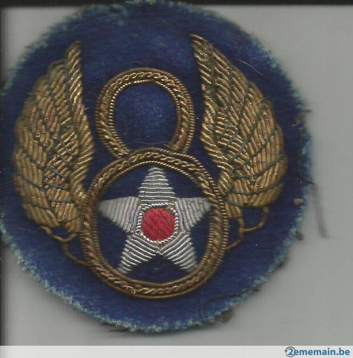 Demande d'estimation d'un écusson de la 8th USAAF 28226310