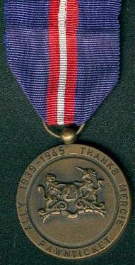 Recherche information sur la médaille du Réseau de Résistance Pawnticket Reseau10