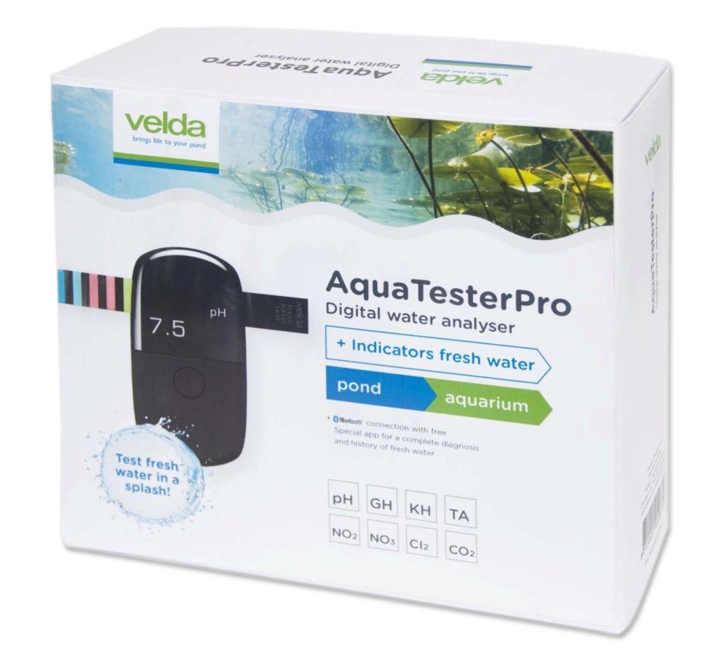 testeur electronique VELDA AquaTesterPro  Velda-10