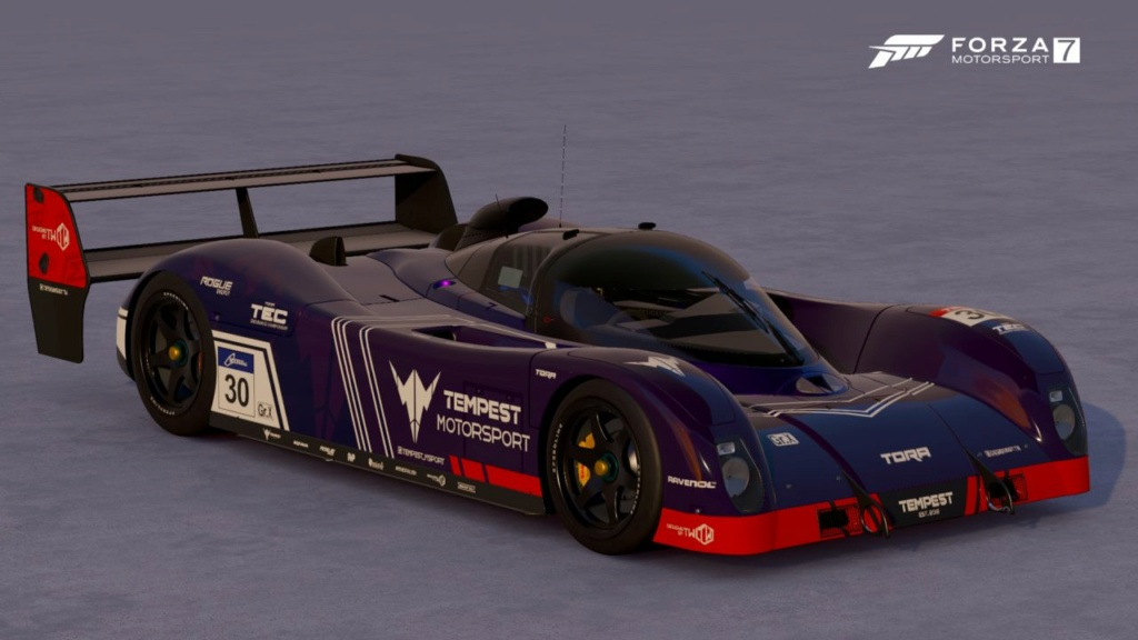 TEC R4 24 Heures du Mulsanne - Livery Inspection - Page 2 610db711