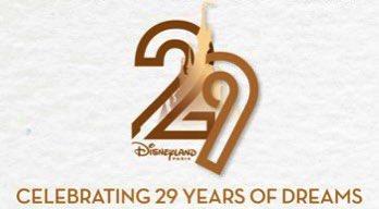 Disneyland Paris : 29 Ans de Rêves [Disneyland Paris - 2021] 20210311