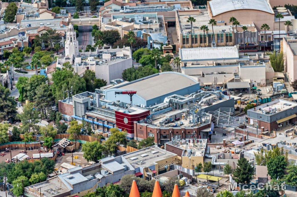 Avengers Campus [Disney California Adventure - 2021] - Page 7 Aerial18