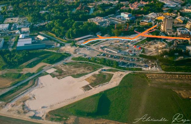 Extension du Parc Walt Disney Studios avec nouvelles zones autour d'un lac (2022-2025) - Page 9 Route_10