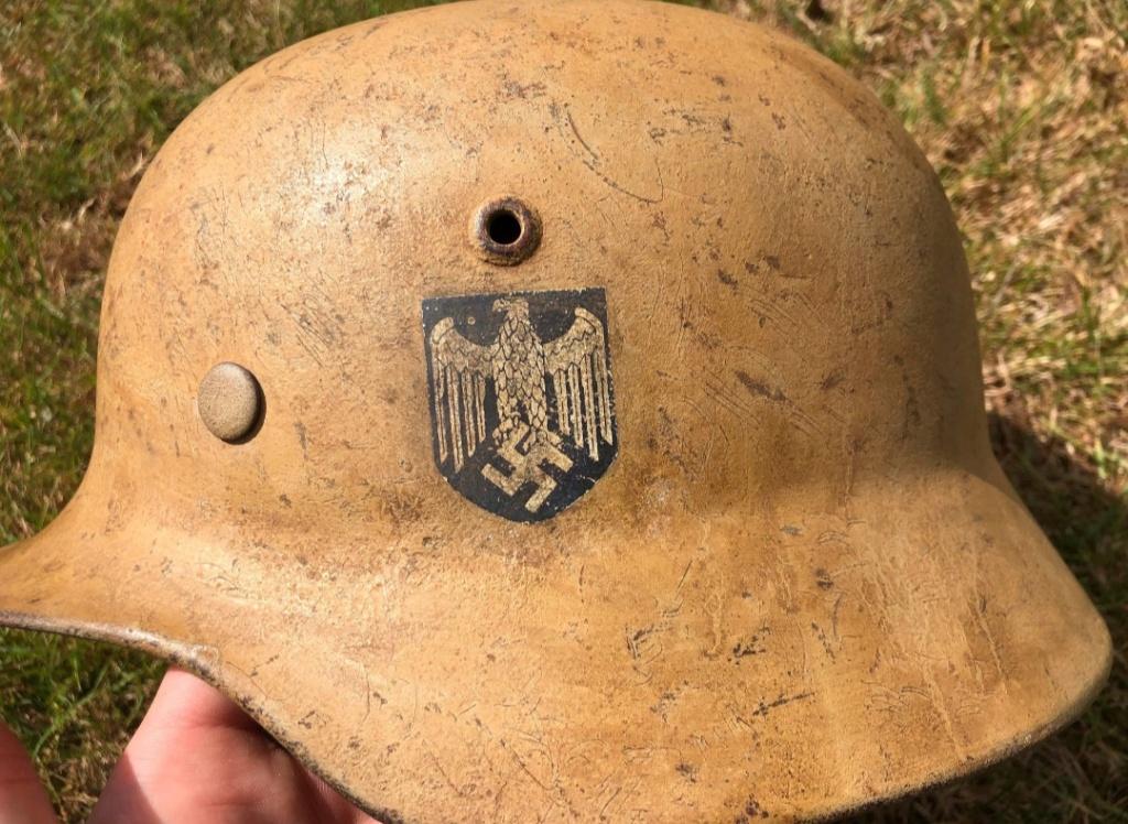 Casque allemand ww2 20200810