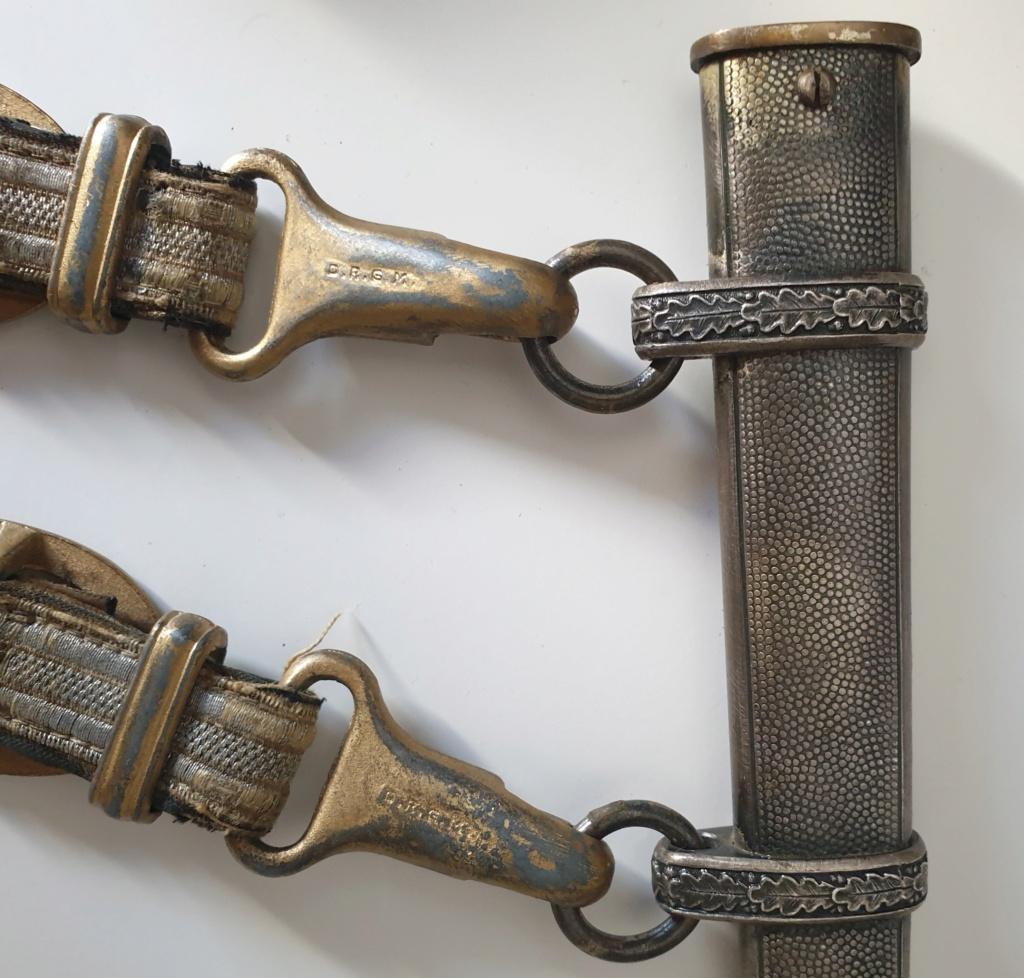 Dague wehrmacht / baïo / couteau 20200933