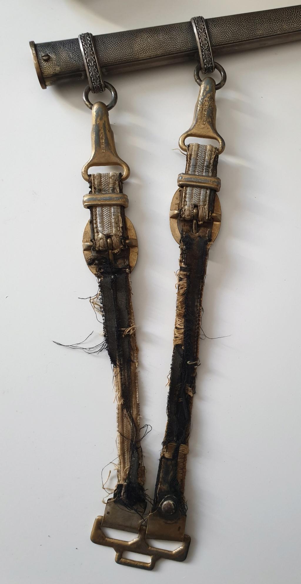 Dague wehrmacht / baïo / couteau 20200934