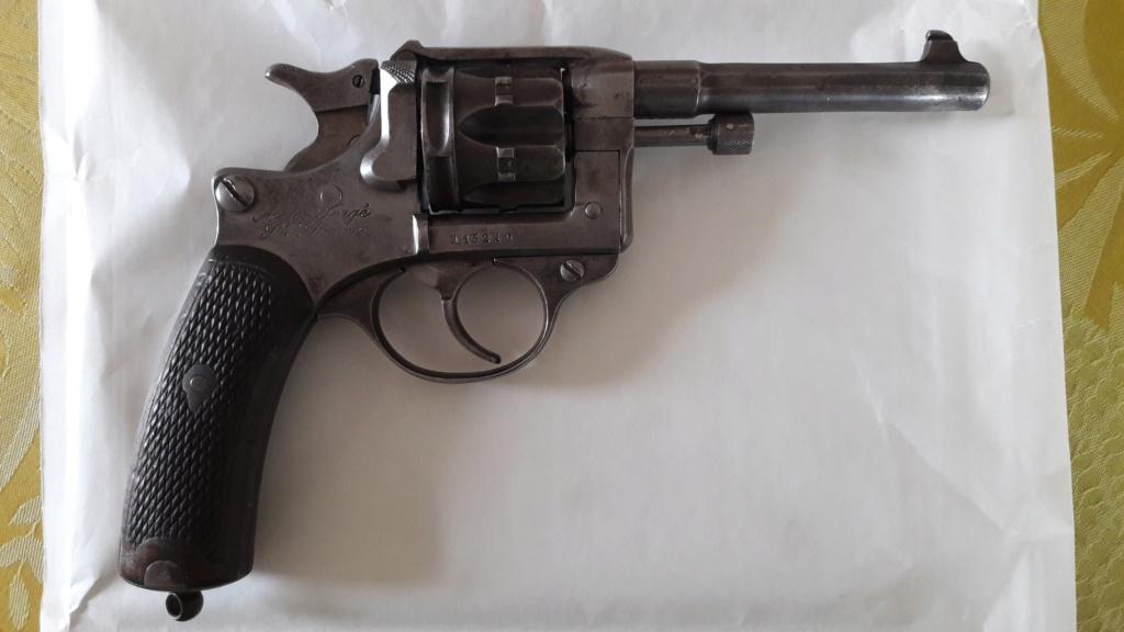 Revolver 1892 civil 20191010