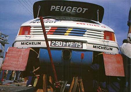 PEUGEOT TALBOT SPORT 0810