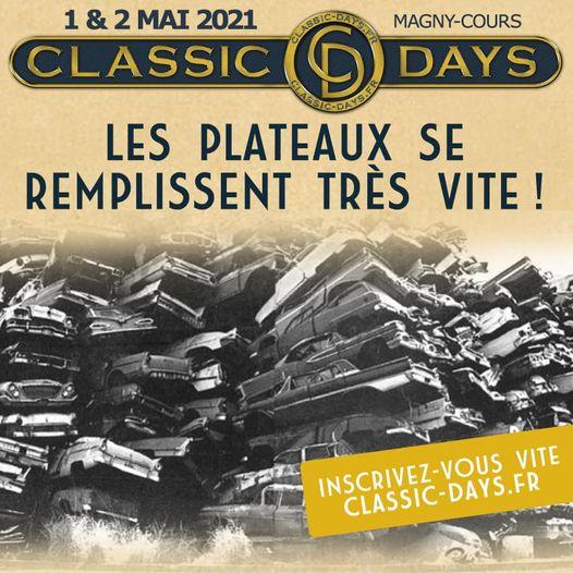 [58] Classic Days - 1 et 2 mai 2021 12745610
