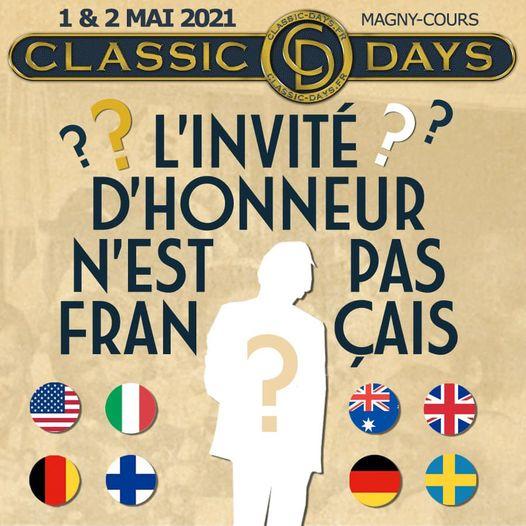 [58] Classic Days - 1 et 2 mai 2021 12802710