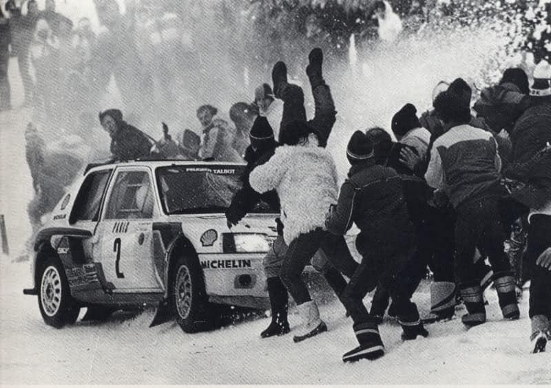 Ari Vatanen anecdote 1985 13258910