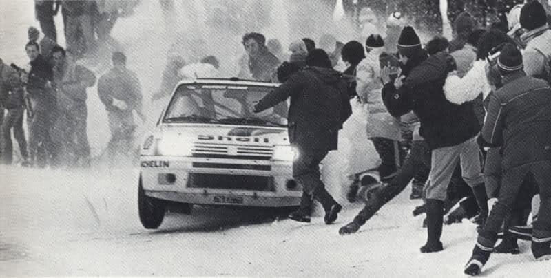 Ari Vatanen anecdote 1985 13263810