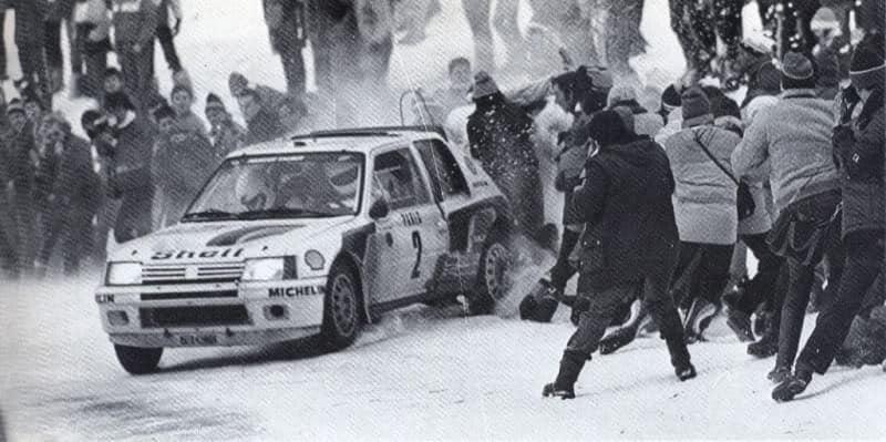 Ari Vatanen anecdote 1985 13282710