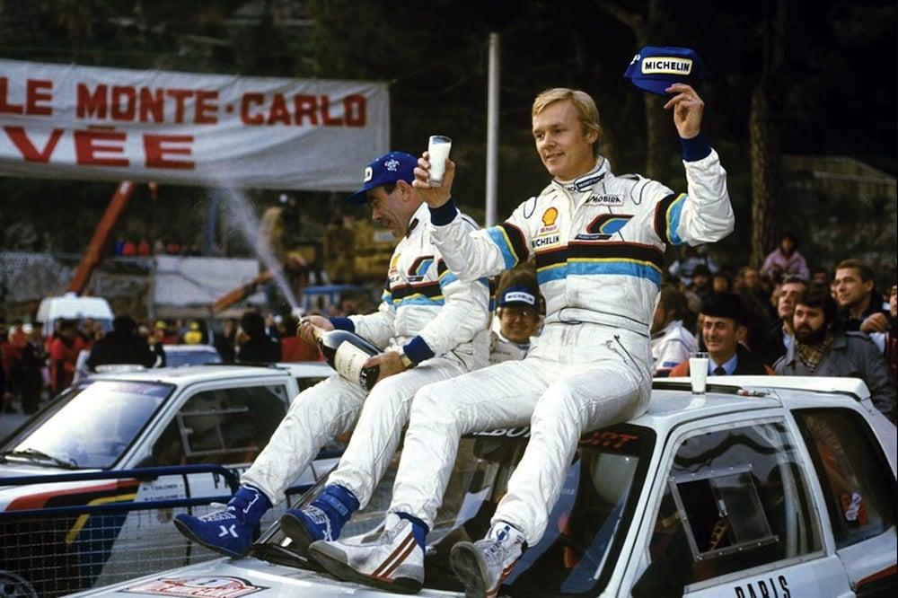 Ari Vatanen anecdote 1985 13767110