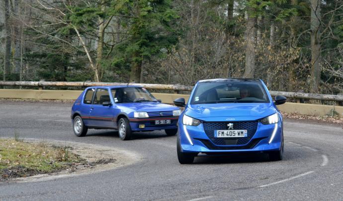 Match : a-t-on le droit d'opposer une Peugeot 208 électrique à une 205 GTI ? 14_mat10