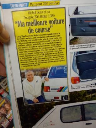 La 205 GTI en Presse 15069810
