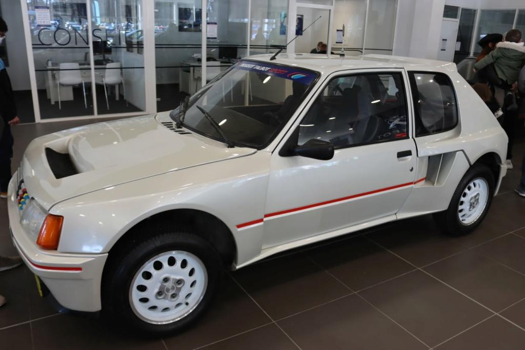 [17] Exposition Concession Peugeot Montendre - 20 mars 2021 photo P2 - Page 2 16383510