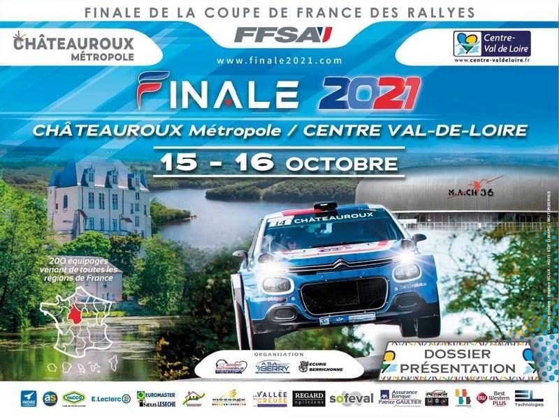 [36] Final de France des Rallyes - CHATEAUROUX - 15-16 Octobre 2021 18350310