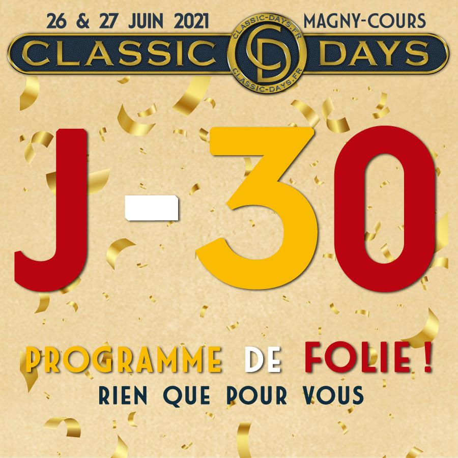 [58] Classic Days - 26 et 27 juin 2021 photo page 5 - Page 3 19160010