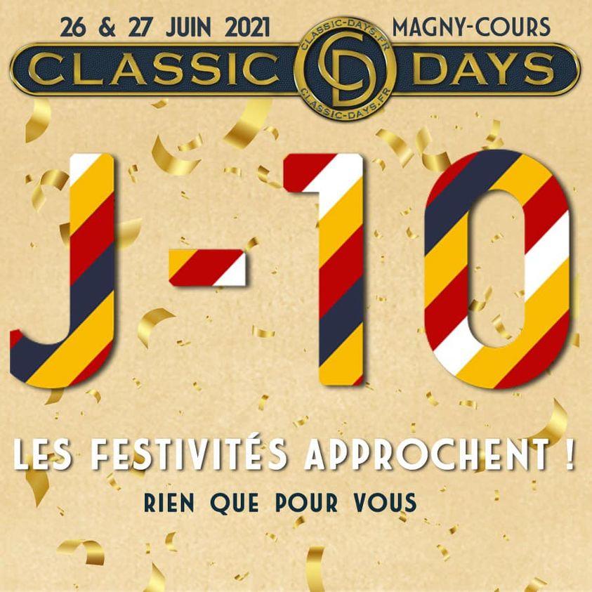 [58] Classic Days - 26 et 27 juin 2021 photo page 5 - Page 4 19959710