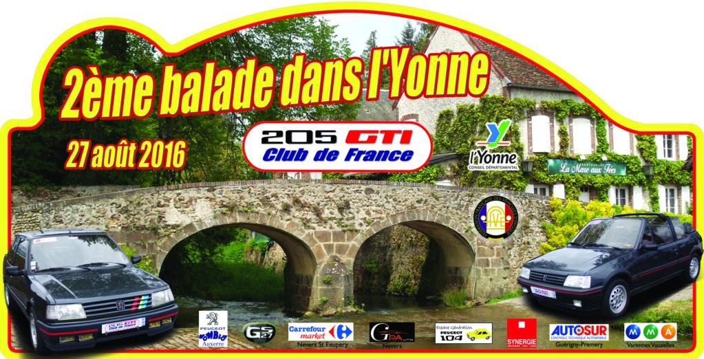 [89] Balade Icaunaise - 27 Août 2016 205yon10