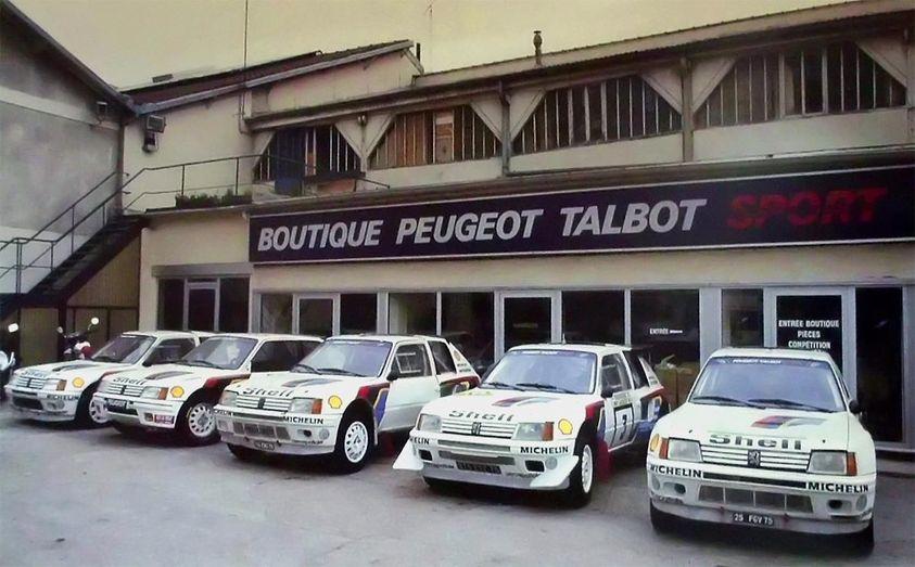 PEUGEOT TALBOT SPORT 20861910