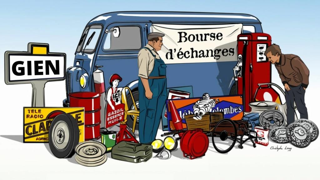 [45] Bourse d'Echanges - GIEN - 4 Septembre 2021(45) 21828910