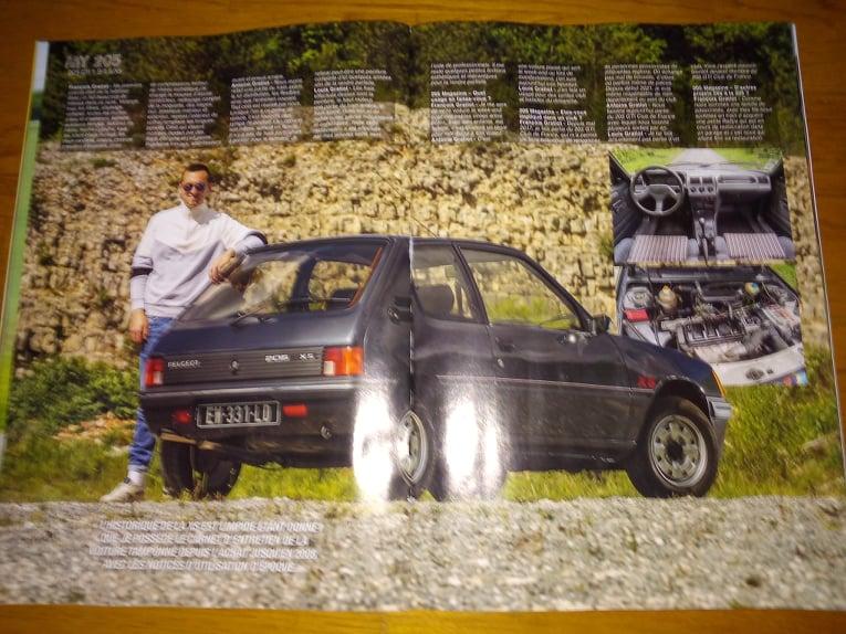 La 205 GTI en Presse 22822110