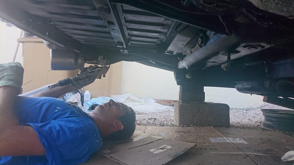[58] 205 GTI 1L9 - 130cv - AM89 - Bleu topaze Neubauer - Page 3 23945610