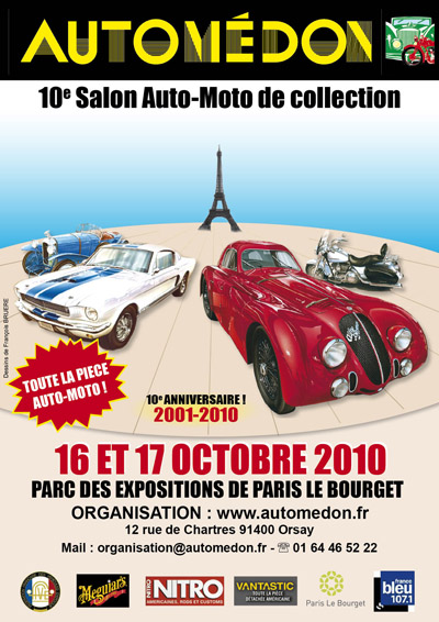 [91] Salon AUTOMÉDON 2010 - 16 et 17 octobre 2010 99642_10