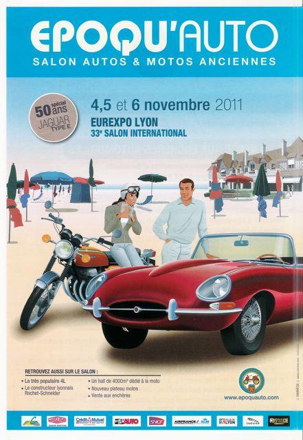 [69] Salon Epoqu'Auto - 4 au 6 Novembre 2011 Affich14