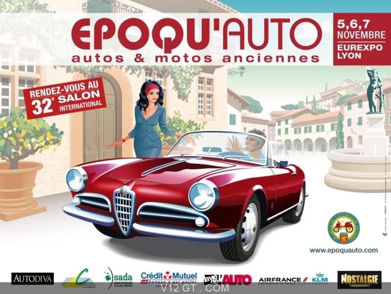 [69] Salon Epoqu'Auto - 5 au 7 Novembre 2010 Affich15
