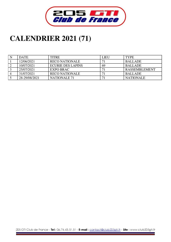 Calendrier 2021 Bourgogne Calend17