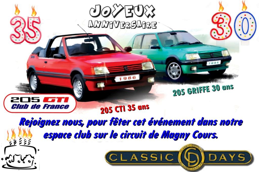 [58] Classic Days - 1 et 2 mai 2021 Classi10