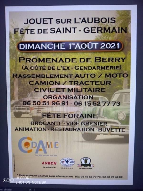 [18] Fêtes de Saint - GERMAIN - 1 aout 2021   Fb_img10