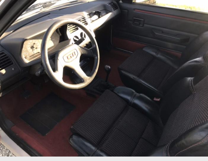 [58] 205 GTi 1.9 - 130cv - AM88 - Blanc Meije  Image110