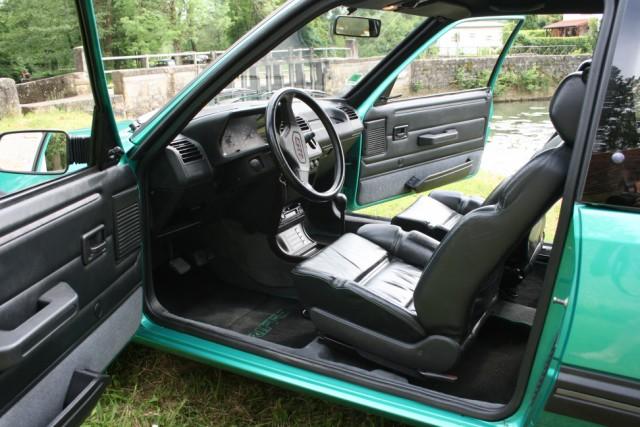 [58] 205 GTi Griffe - 130cv - AM91 - Vert Fluorite Img52611