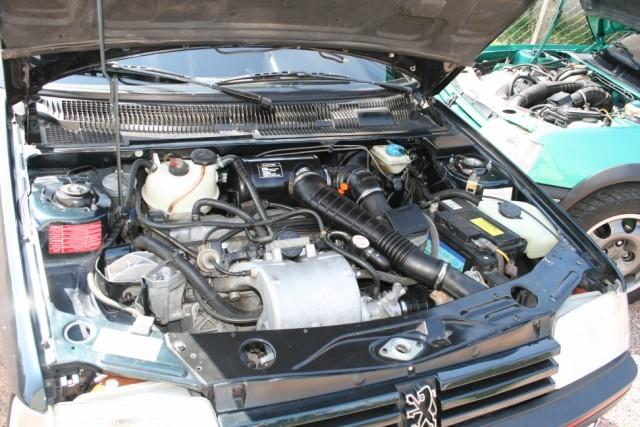 [58] 205 GTi Griffe - 130cv - AM91 - Vert Fluorite Img69210