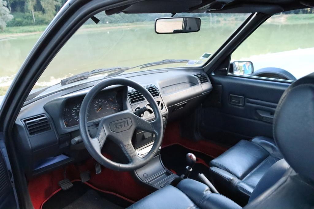 [58] 205 GTI 1L9 - 130cv - AM89 - Bleu topaze Neubauer - Page 3 Img_0415