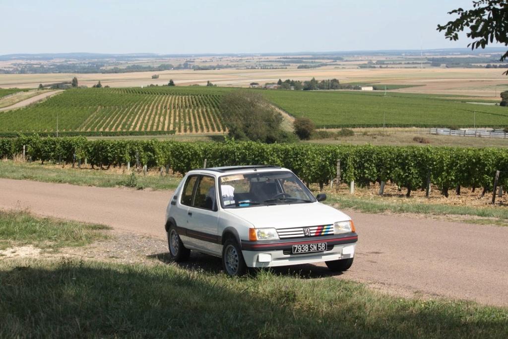 [58] 205 GTI 1L6 - 105cv - AM85 - Blanc Meije Img_7410