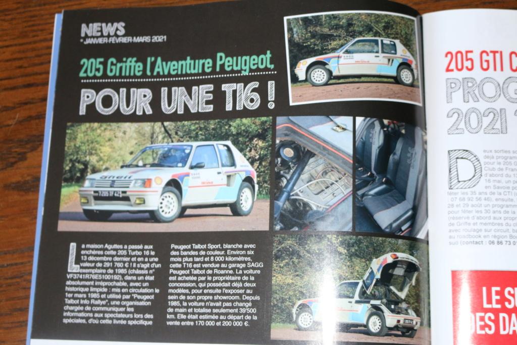La 205 GTI en Presse Img_8237