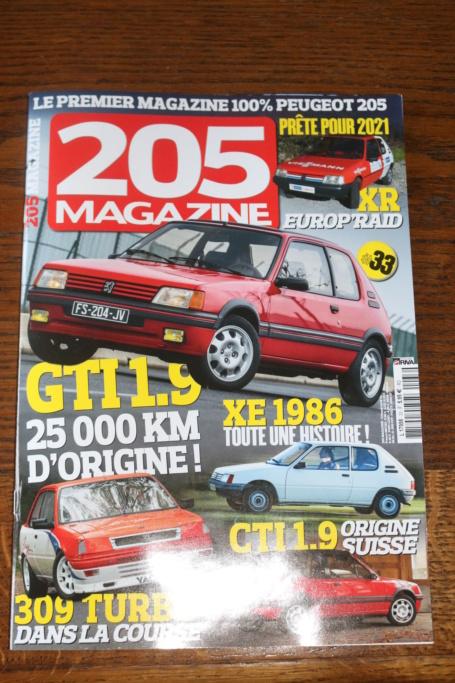La 205 GTI en Presse Img_8238