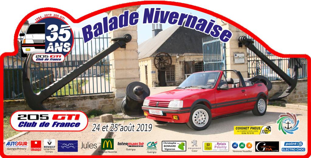[58] Balade Nivernaise - 24 et 25 août 2019  Pl20de11