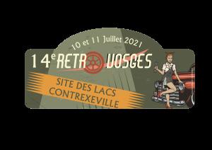[88]14ème Rétro Vosges 10et 11 juillet 2021 Plaque11