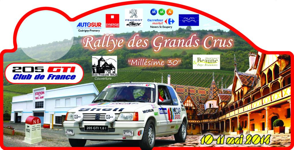 [21]  3ème Rallye des Grands Crus - 10 et 11 mai 2014 Plaque14
