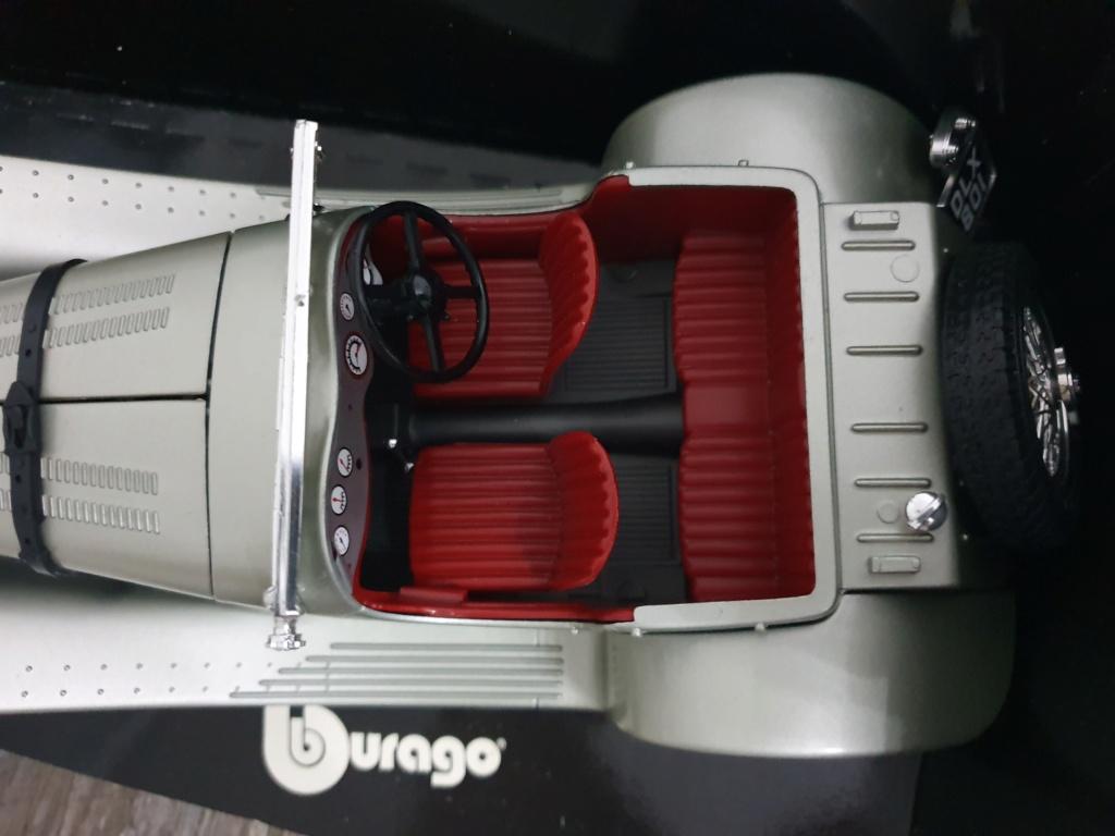 BURAGO Jaguar SS100 (1937) No.3006 20200137