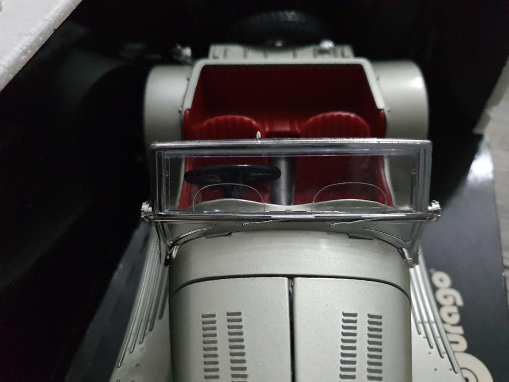 BURAGO Jaguar SS100 (1937) No.3006 20200141