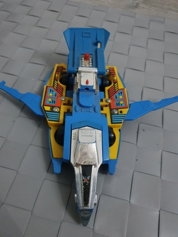 Macchina transformer Blue Tansor Rara 20200210