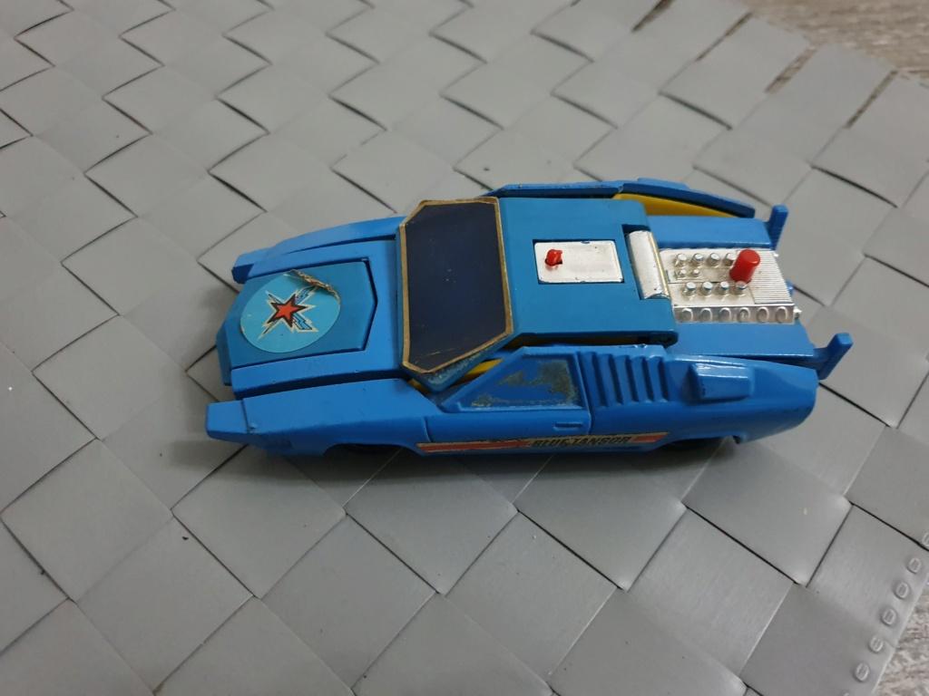 Macchina transformer Blue Tansor Rara 20200212