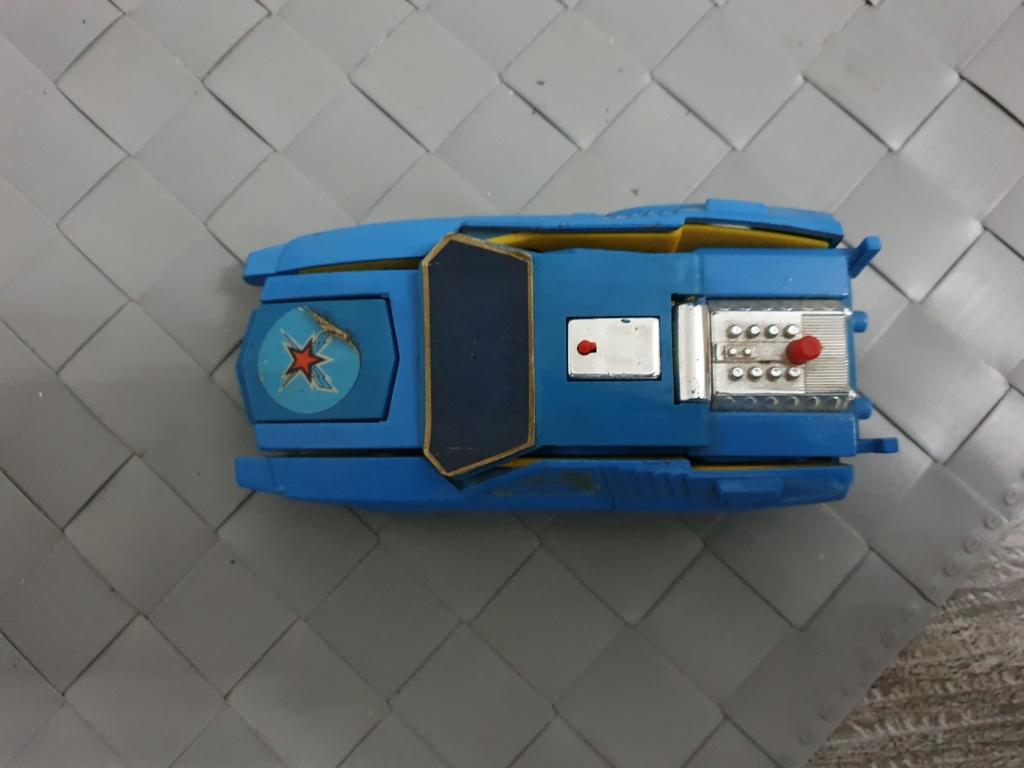 Macchina transformer Blue Tansor Rara 20200213